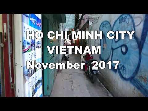 Ho Chi Minh City 2017 November