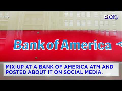 Shay Diddy - Bank Of America Atm Mistakenly Gives Out $100 Bills