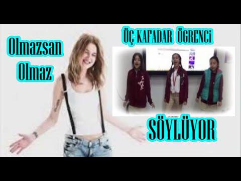Olmazsan Olmaz Avcılar Mektebim Okulu Öğrencileri Söylüyor Müzik Öğretmeni Murat Balkan