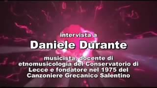 Intervista a Daniele Durante