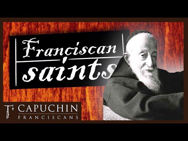 Leopold Mandic (Franciscan Saints)