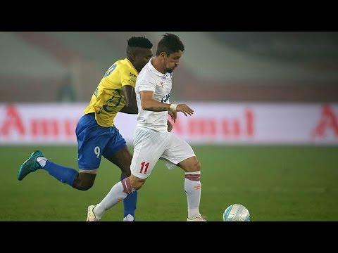 Isl live - Kerala Blasters vs Delhi Dynamos match today