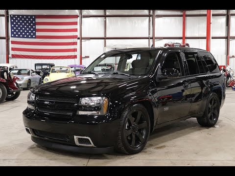 2006 Chevy Trailblazer SS Black - YouTube