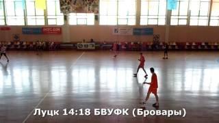 Гандбол. БВУФК (Бровары) - Луцк - 26:20 (2-й тайм). Турнир О. Великого, г. Бровары, 2002 г. р.