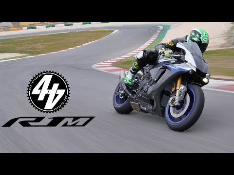 2018 Yamaha R1M Review