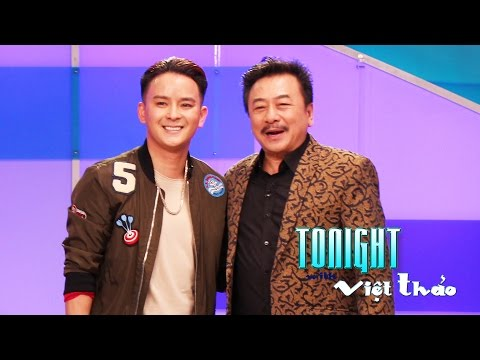 Tonight with Viet Thao - Episode 64 (Special Guest: JUSTIN NGUYỄN)
