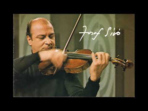 Josef Sivo - Schubert Violin Sonata A major D. 574 3mvt