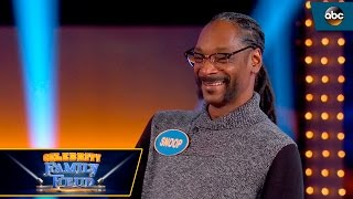 Snoop Dogg's Area of Expertise - Celebrity Family Feud thumbnail