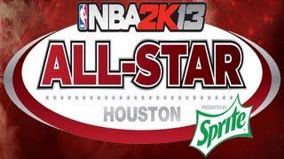 NBA 2K13 DLC Will Have All-Star Weekend + Dunk Contest, 3pt Shootout, & BBVA Rising Stars Challenge
