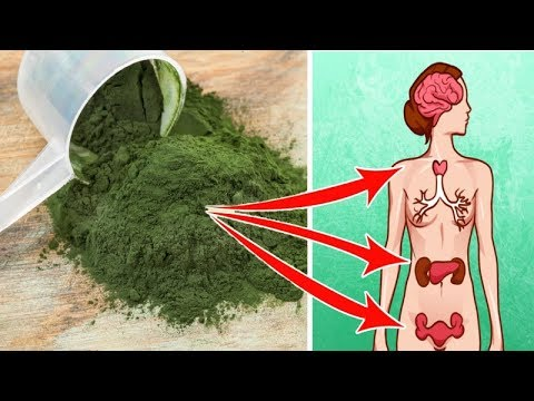 See What Happens When You Take A SpoonFull Of Spirulina Ever