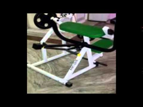 Syndicate Gym for Gym Manufacturer in India, Health Club Equipment in India