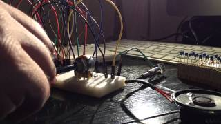 Pulse Wave Oscillator with PWM