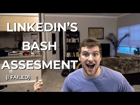 Can We Pass Linkedin's BASH Assessment?