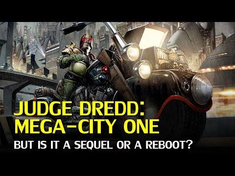 Judge Dredd Mega City One TV Series – Sequel or Reboot?