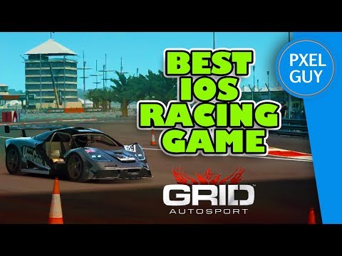 GRID AUTOSPORT iOS REVIEW - The best mobile racing game till time!