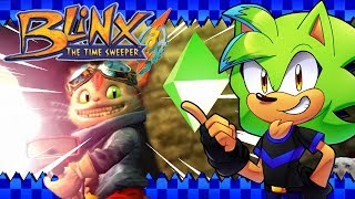 The First 4-D Action Game Ever.. | BLiNX The Time Sweeper - Part 1