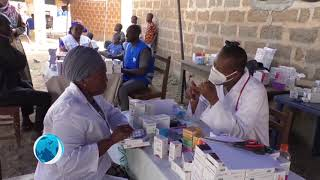 Humanity First provide medical camps in Ivory Coast