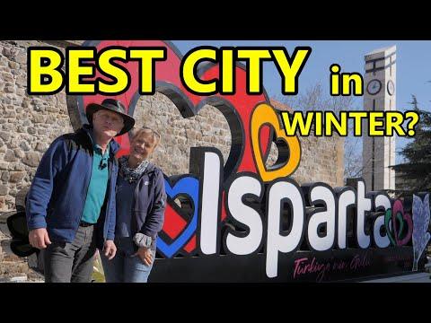 Isparta In The Winter
