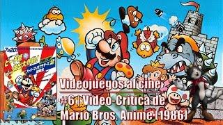 Videojuegos al cine #6   Crítica de Super Mario Bros.: Great Mission to Rescue Princess Peach (1986)