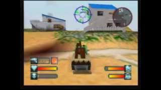 Body Harvest (N64) - Greece Stage 1