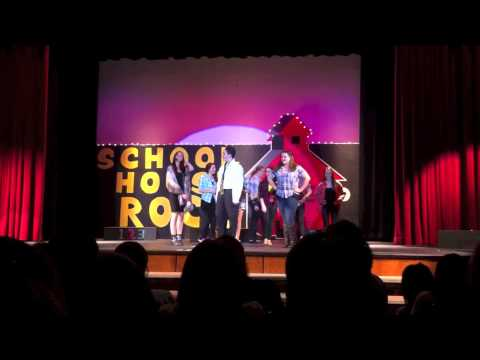 School House Rock at Grover Cleveland Middle School