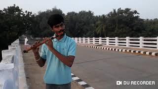Zee Tamil  serial Poove poochudava Shiva and Shakti love BGM flute music cover by KKPAkilan  D#m#D#p