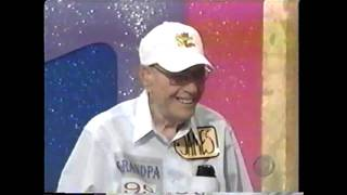 TPIR 99 Year Old Contestant