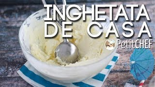 INGHETATA DE CASA