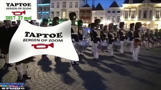 Taptoe Bergen Op Zoom 2017  (  promo filmpje )