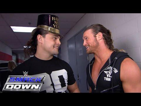 Dolph Ziggler Will Bo Dallas Den Rutsch Ins Neue Jahr Verderben: SmackDown – 31. Dezember 2015