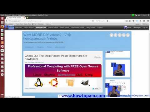 Ubuntu Linux Firefox web browser updating java plugin