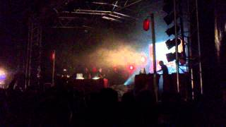 Chinese Man - Skank in Air Drum & Bass Remix - Live @ Art Sonic 2010