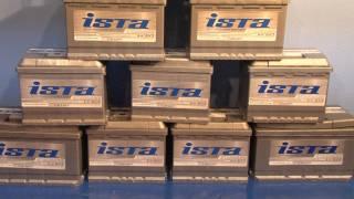 видео Автомобильные аккумуляторы – конструкция и основные параметры