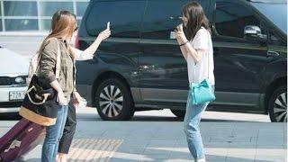 Bất ngờ trước cách cư xử của Suzy (Miss A) trước fan hâm mộ lớn tuổi - Tin tức của sao