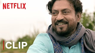 Irrfan Khan's Emotional Moment On The Past & Present | Doob: No Bed of Roses | Netflix India