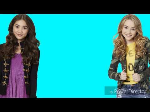 Take on the World lyrics- Rowan Blanchard and Sabrina Carpenter