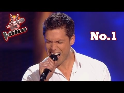 The Voice - My Favourite Non-English Blind Auditions (No.1)