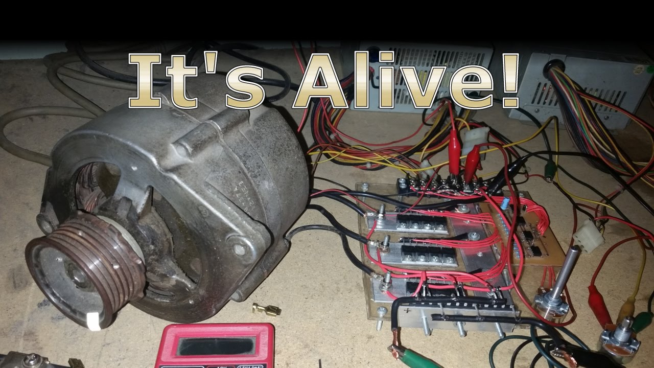 Why Would An Alternator Not Work In An Electric Car