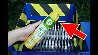 SHREDDING AIR WICK TOILET ROCKET - AIR FRESHENER ROCKET!