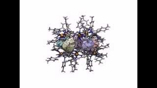 Molecule reorganises itself for new functions ( an animation )