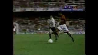Valencia 1 x 3 Flamengo (22/08/1997)