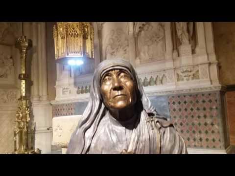 Inside Saint Patrick Cathedral after Renovation