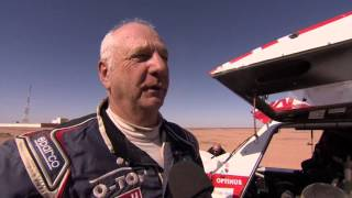 AFRICA ECO RACE 2016  -MAG - Day4