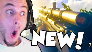 THE NEW SPRINGFIELD! (Call of Duty WW2 M1903)
