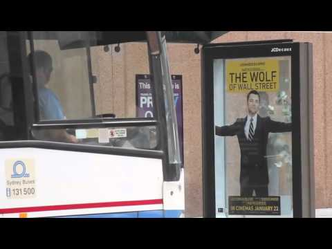 JCDecaux Australia Wolf of Wall Street Innovate HD