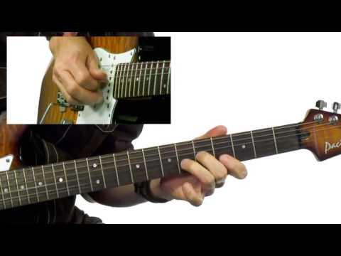 Guitar Interactives - #49 Rock Soloing - Guitar Lesson - Robbie Calvo