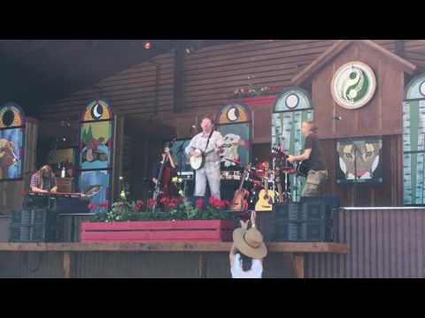 """""""Get Up Offa That Thing"""" - Tim O'Brien Band - Telluride Bluegrass 2016"""
