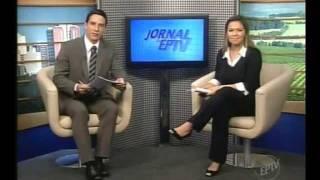 Comerciantes Apostam no Peixe - Jornal da EPTV - Cristina Trovó