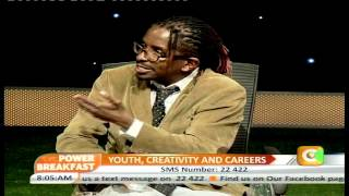 Power Breakfast Interview: Youth, Creativity And Careers