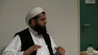 FOSIS Talk: Dude, where's my Quran?- Maulana Khalil Patel 3/4